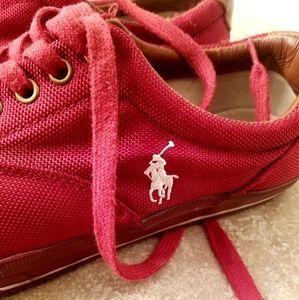 Polo Ralph Lauren Vaughn Nylon Sneakers